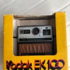 Cámara de fotos: KODAK EK100 EN CAJA ORIGINAL . Lote 159794302