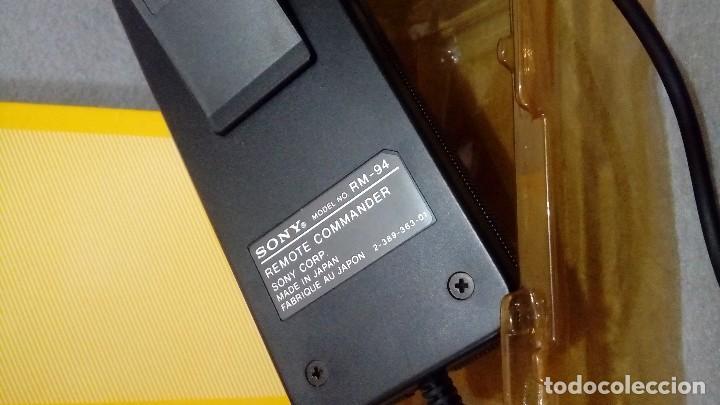 Cámara de fotos: MANDO DISTANCIA - SONY VIDEO 8 RM-94 -CON CABLE- RM94-CONTROL REMOTO CAMARA. - Foto 4 - 159974710