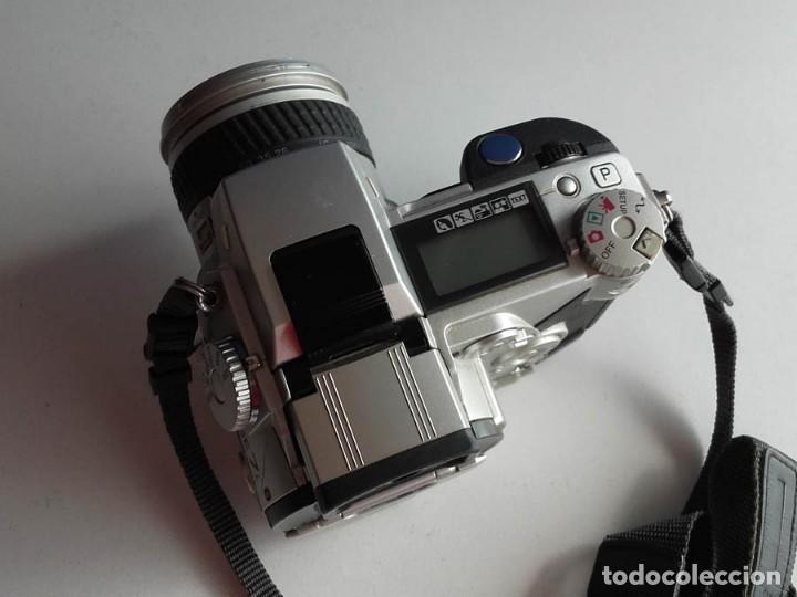 Cámara de fotos: Cámara Minolta 7i 5 MPX Megapixeles, funcionando. Incluye tarjeta de memoria - Foto 8 - 160575218