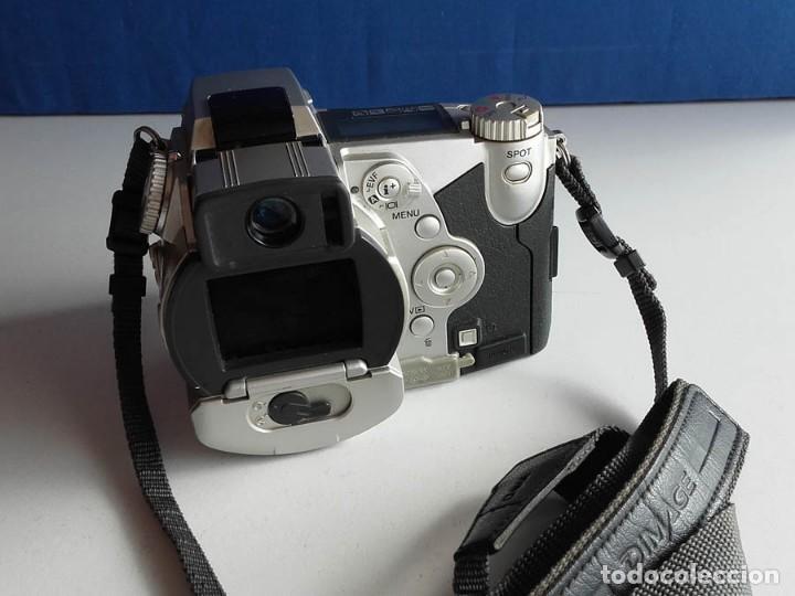 Cámara de fotos: Cámara Minolta 7i 5 MPX Megapixeles, funcionando. Incluye tarjeta de memoria - Foto 9 - 160575218