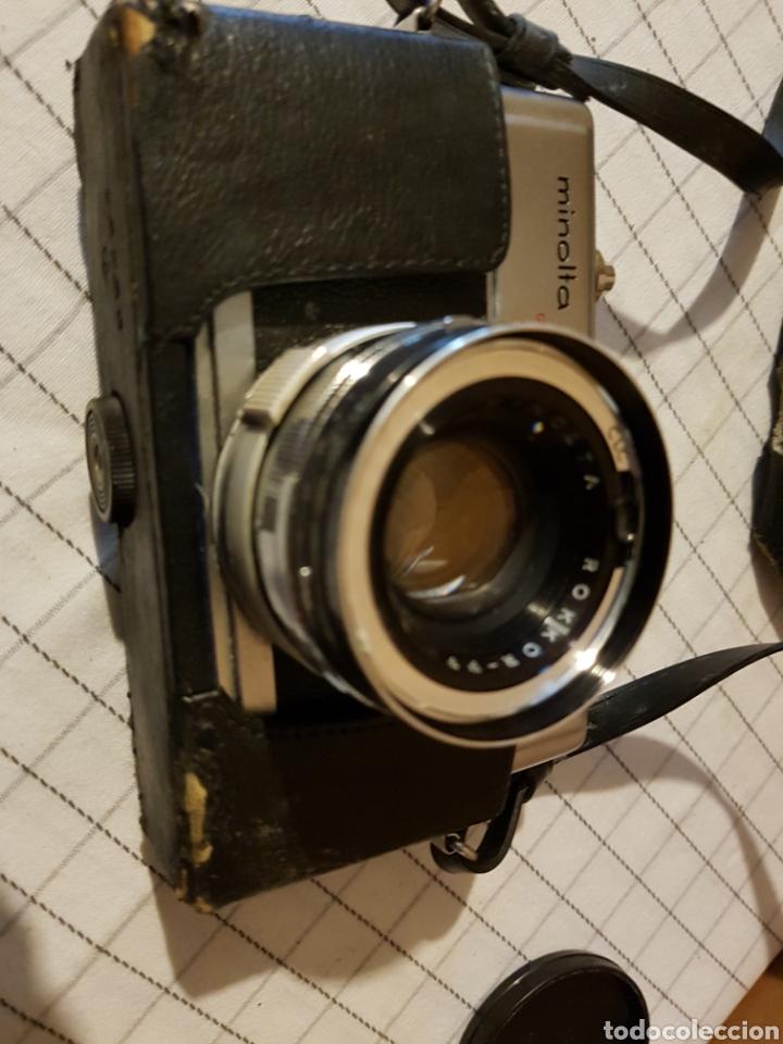 Cámara de fotos: Cámara Minolta - Foto 4 - 160753685