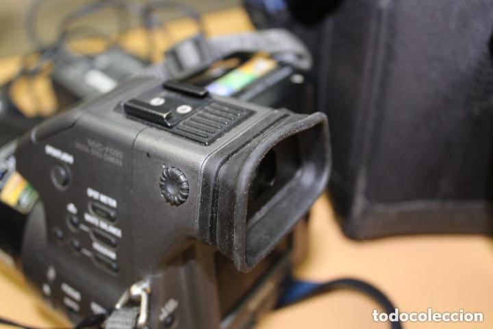 Cámara de fotos: CÁMARA SONY DIGITAL MAVICA - Foto 3 - 160865598