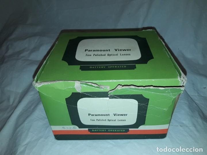 Cámara de fotos: Proyector Visor Paramount con caja - Foto 5 - 161115586