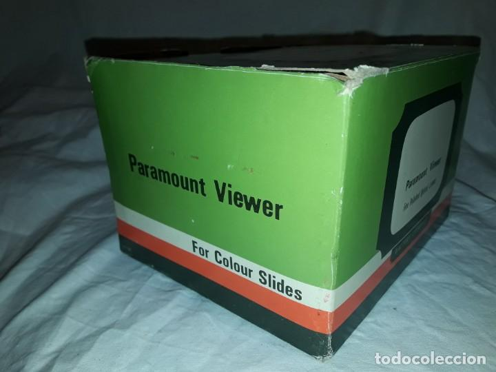 Cámara de fotos: Proyector Visor Paramount con caja - Foto 6 - 161115586