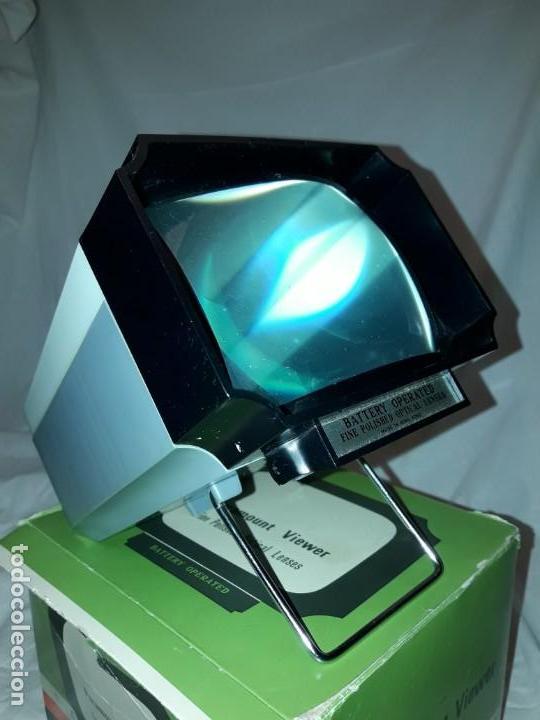 Cámara de fotos: Proyector Visor Paramount con caja - Foto 8 - 161115586