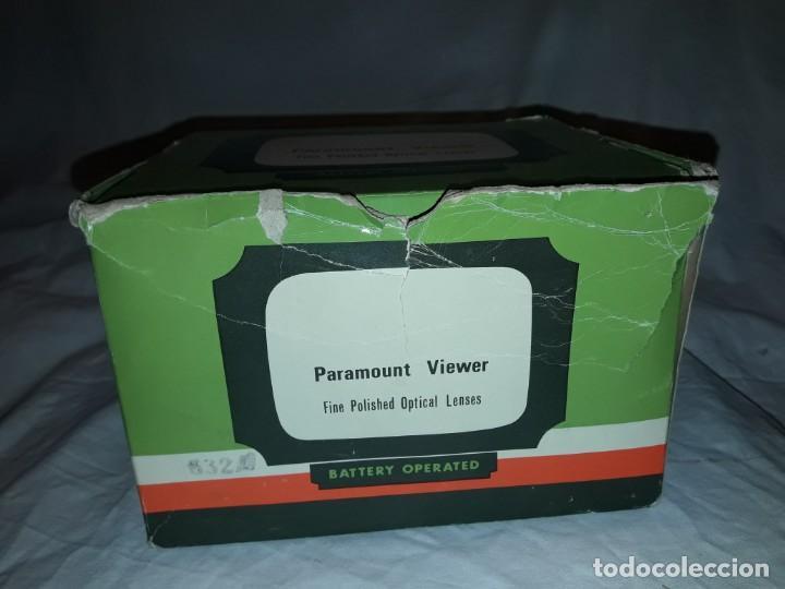 Cámara de fotos: Proyector Visor Paramount con caja - Foto 3 - 161115586