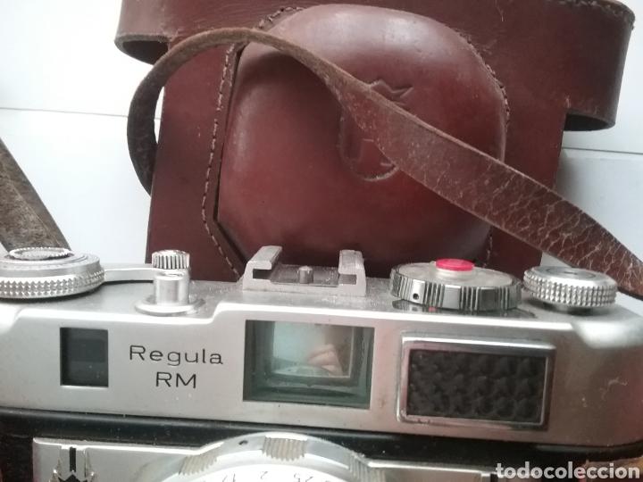 Cámara de fotos: Camara de fotos marca Regula RM con funda. - Foto 3 - 161217906