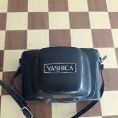 Cámara de fotos: CÁMARA YASHICA. Lote 161549569