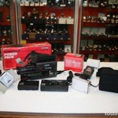 Fotocamere: SABA VIDEOCÁMARA VHS-C + ACCESORIOS. Lote 161987738