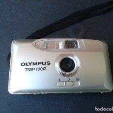 Cámara de fotos: CAMARA FOTOGRAFICA OLYMPUS TRIP 100-R, 35 M/M. Lote 162503142