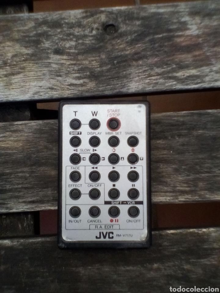 MANDO PARA VIDEOCAMARA JVC (Cámaras Fotográficas - Otras)
