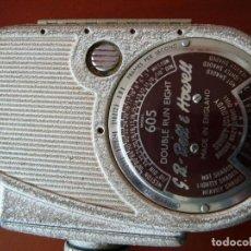 Cámara de fotos: SUPER 8 BELL&HOWELL AÑOS 50. Lote 162955966