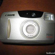 Cámara de fotos: CÁMARA DE FOTOS CANON PRIMA ZOOM 76. Lote 163442850