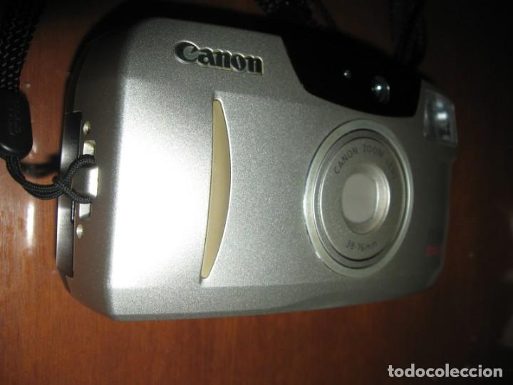 Cámara de fotos: Cámara de fotos Canon Prima zoom 76 - Foto 2 - 163442850