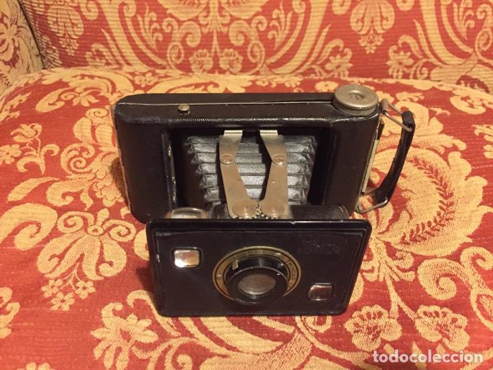 Cámara de fotos: Cámara Jiffy Kodak Six-20 fabricada en U.S.A. por Eastman Kodak Co - Foto 3 - 164976474