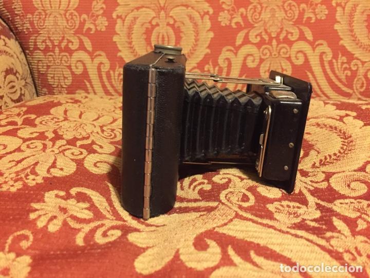 Cámara de fotos: Cámara Jiffy Kodak Six-20 fabricada en U.S.A. por Eastman Kodak Co - Foto 4 - 164976474