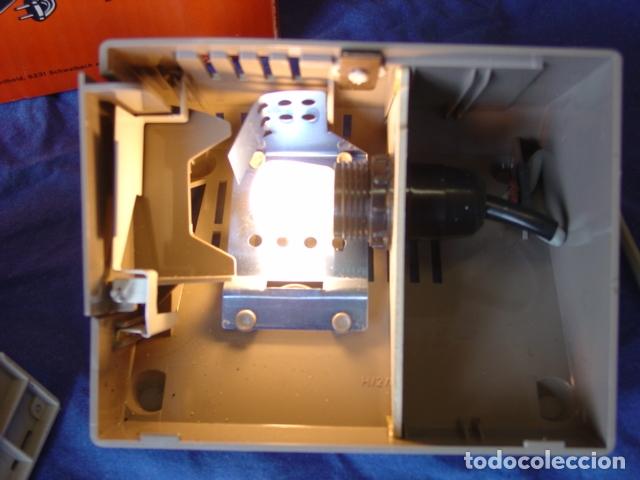 Cámara de fotos: Visor de Diapositivas Cenei-Scoper H4. Con Expulsión dinámica con Receptorio. Caja 18x20x13 cm. - Foto 3 - 165009990