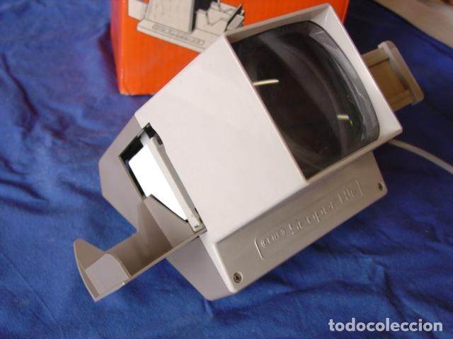 Cámara de fotos: Visor de Diapositivas Cenei-Scoper H4. Con Expulsión dinámica con Receptorio. Caja 18x20x13 cm. - Foto 6 - 165009990