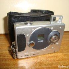 Cámara de fotos: (TC-205/19) RARA CAMARA DE FOTOGRAFICA MINI DIGITAL CAMERA. Lote 165179778