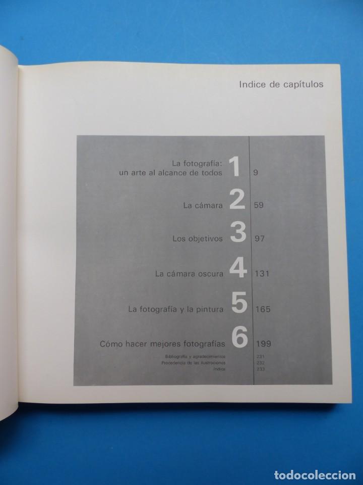 Cámara de fotos: LIBRO LA CAMARA, LIFE LA FOTOGRAFICA, AÑO 1974, SALVAT EDITORES - Foto 3 - 165370158
