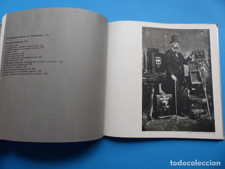 Cámara de fotos: LIBRO LA CAMARA, LIFE LA FOTOGRAFICA, AÑO 1974, SALVAT EDITORES - Foto 7 - 165370158