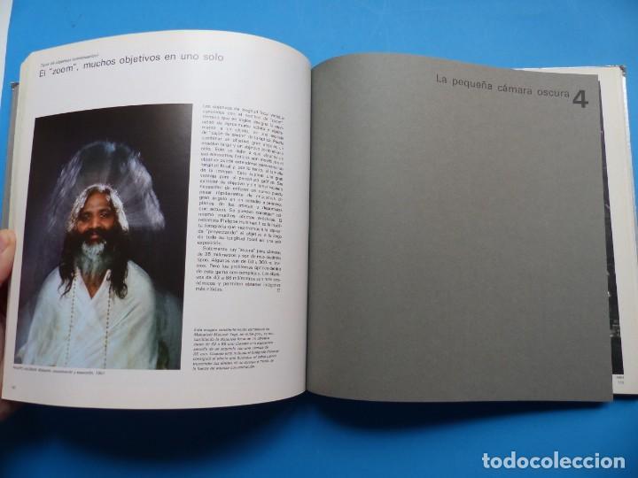 Cámara de fotos: LIBRO LA CAMARA, LIFE LA FOTOGRAFICA, AÑO 1974, SALVAT EDITORES - Foto 8 - 165370158