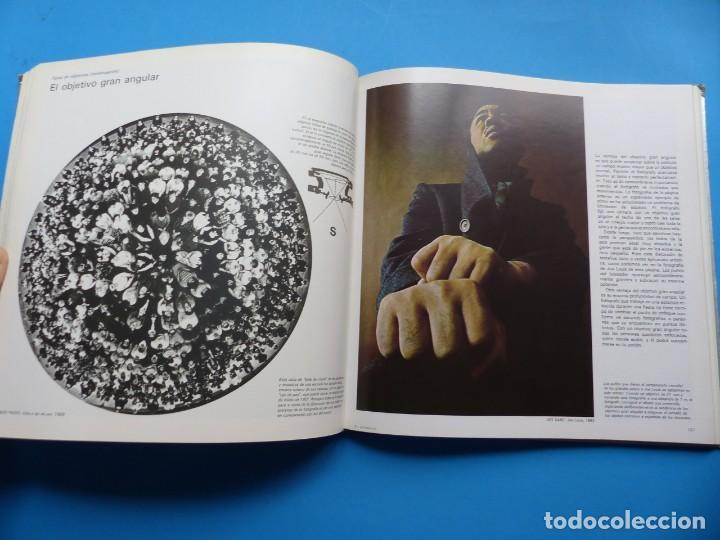 Cámara de fotos: LIBRO LA CAMARA, LIFE LA FOTOGRAFICA, AÑO 1974, SALVAT EDITORES - Foto 10 - 165370158