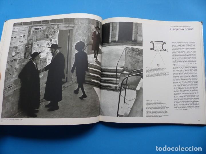 Cámara de fotos: LIBRO LA CAMARA, LIFE LA FOTOGRAFICA, AÑO 1974, SALVAT EDITORES - Foto 11 - 165370158