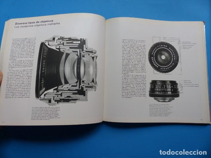 Cámara de fotos: LIBRO LA CAMARA, LIFE LA FOTOGRAFICA, AÑO 1974, SALVAT EDITORES - Foto 12 - 165370158