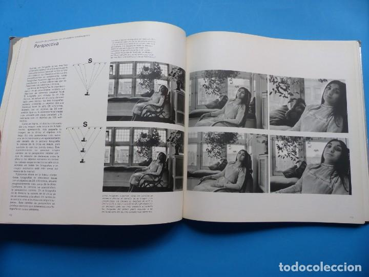 Cámara de fotos: LIBRO LA CAMARA, LIFE LA FOTOGRAFICA, AÑO 1974, SALVAT EDITORES - Foto 13 - 165370158