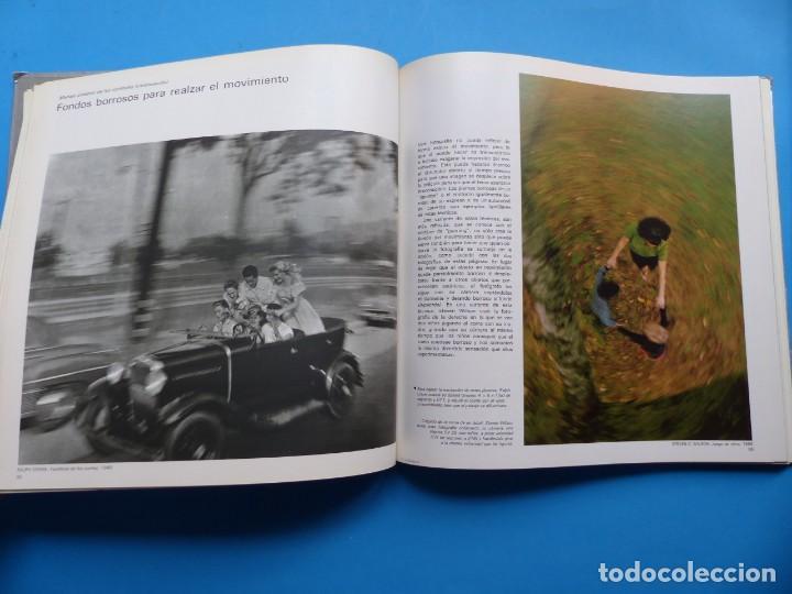 Cámara de fotos: LIBRO LA CAMARA, LIFE LA FOTOGRAFICA, AÑO 1974, SALVAT EDITORES - Foto 15 - 165370158