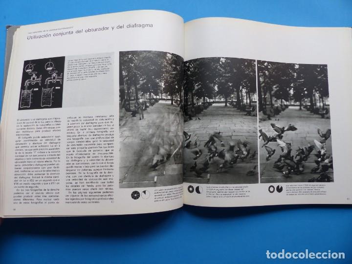 Cámara de fotos: LIBRO LA CAMARA, LIFE LA FOTOGRAFICA, AÑO 1974, SALVAT EDITORES - Foto 17 - 165370158