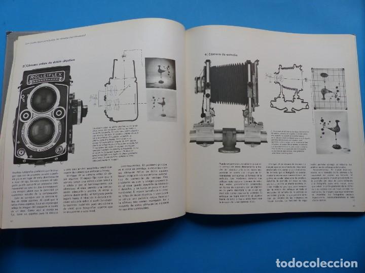 Cámara de fotos: LIBRO LA CAMARA, LIFE LA FOTOGRAFICA, AÑO 1974, SALVAT EDITORES - Foto 18 - 165370158