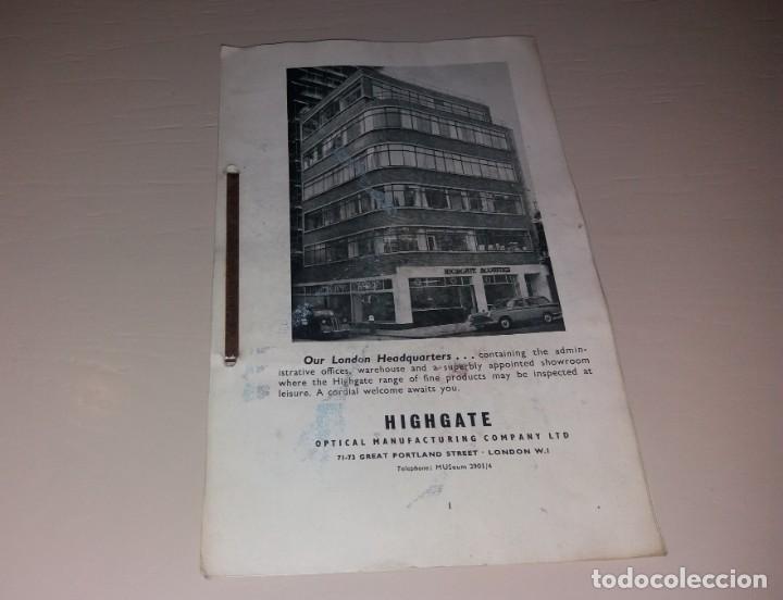 Cámara de fotos: Catálogos. Cámaras de foto y otros productos de fotografía (Canon, Kodak, Highgate, Weston) - Foto 6 - 166110438