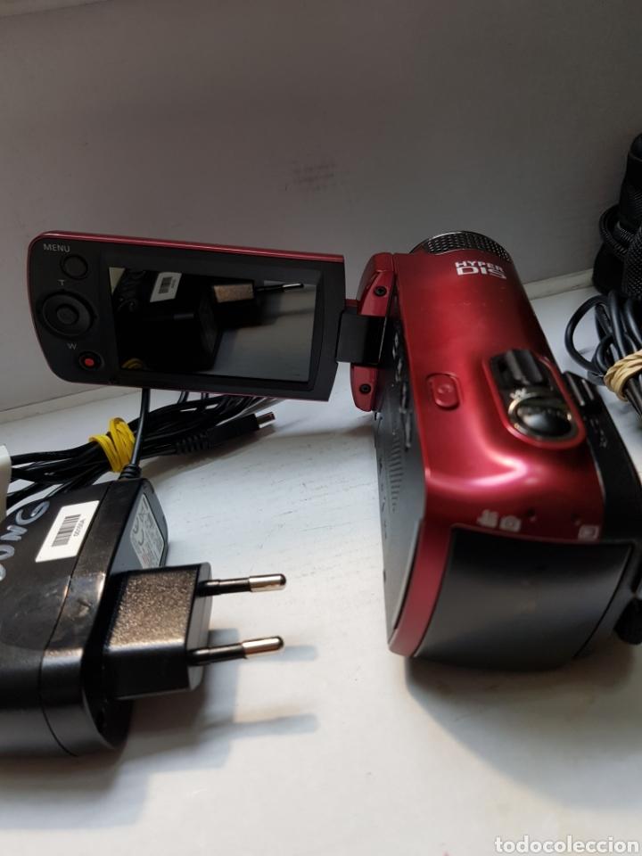 Cámara de fotos: Video Camara compact Hyper Dis Samsung 65x Intelli-zoom - Foto 3 - 166201382