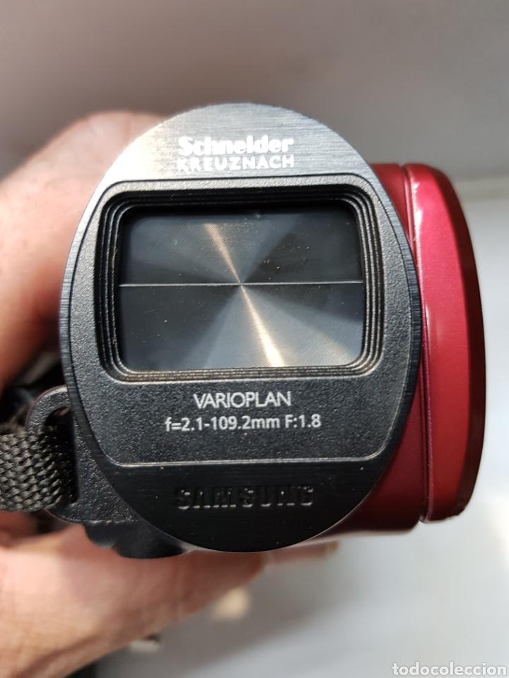Cámara de fotos: Video Camara compact Hyper Dis Samsung 65x Intelli-zoom - Foto 4 - 166201382