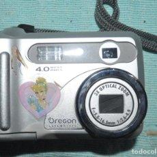 Cámara de fotos: CAMARA OREGÓN.4'0 MEGAPIXELS. 3X OPTICAL ZOOM. F 5'5-16'5 . Lote 166529822