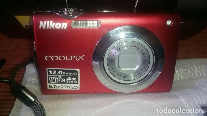 Cámara de fotos: nikon coolpix s3000,camara fotos,defectuosa mirar descripcion - Foto 3 - 166573874