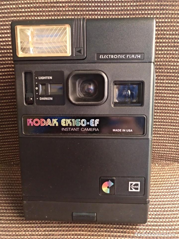 KODAK EK160-EF CÁMARA DE FOTOS INSTANTÁNEA (Cámaras Fotográficas - Otras)