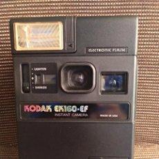 Cámara de fotos: KODAK EK160-EF CÁMARA DE FOTOS INSTANTÁNEA. Lote 168070728