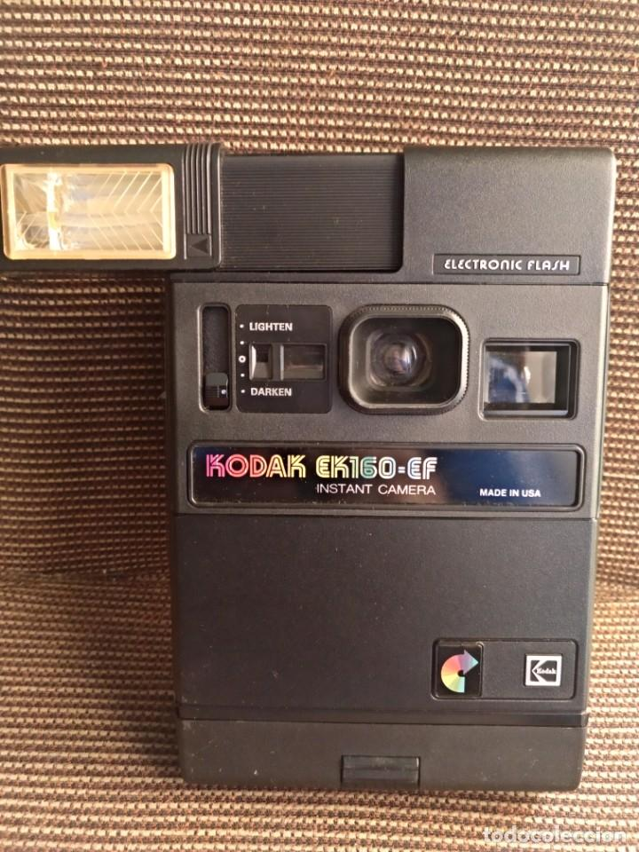 Cámara de fotos: Kodak EK160-EF cámara de fotos instantánea - Foto 2 - 168070728