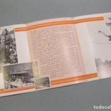 Appareil photos: FOLLETO PUBLICITARIO DE LA CÁMARA CONTAX. ZEISS IKON. INCLUYE PRECIOS. ESPAÑOL. AÑOS 50.. Lote 168264816