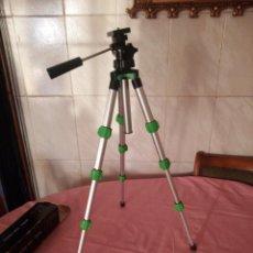 Cámara de fotos: TRÍPODE EXTENSIBLE SIRIUS MODEL 1000 TRIPOD ,EN CAJA ORIGINAL.. Lote 168871872