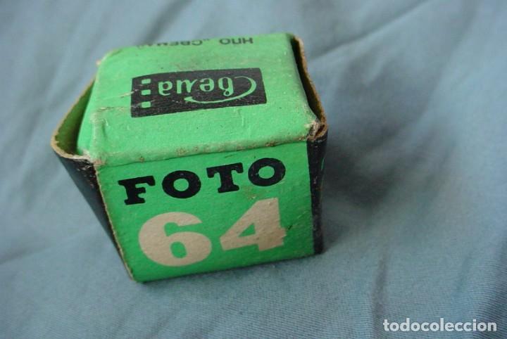 Cámara de fotos: Carrete original camara miniatura rusa Kiev 30 - Foto 2 - 168944808