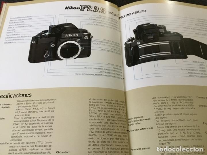 Cámara de fotos: Tomo-Libro-catalogo-revistas Fotografia años 70 ,recopilacion de revistas y cálogos de fotografia - Foto 5 - 169025118