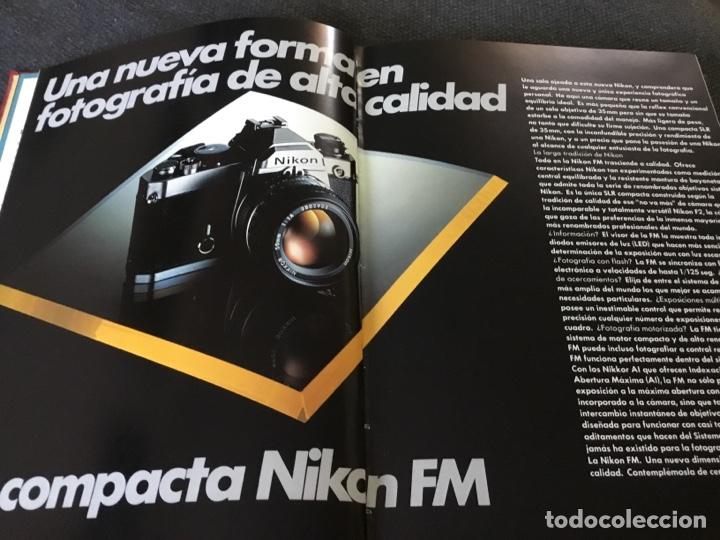 Cámara de fotos: Tomo-Libro-catalogo-revistas Fotografia años 70 ,recopilacion de revistas y cálogos de fotografia - Foto 7 - 169025118
