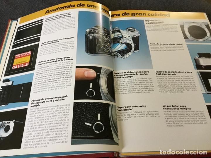 Cámara de fotos: Tomo-Libro-catalogo-revistas Fotografia años 70 ,recopilacion de revistas y cálogos de fotografia - Foto 8 - 169025118