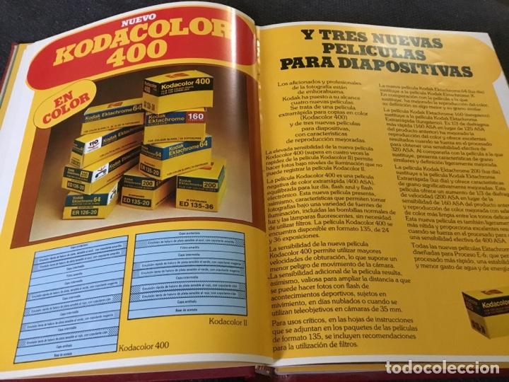 Cámara de fotos: Tomo-Libro-catalogo-revistas Fotografia años 70 ,recopilacion de revistas y cálogos de fotografia - Foto 9 - 169025118