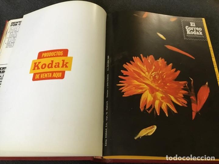 Cámara de fotos: Tomo-Libro-catalogo-revistas Fotografia años 70 ,recopilacion de revistas y cálogos de fotografia - Foto 11 - 169025118
