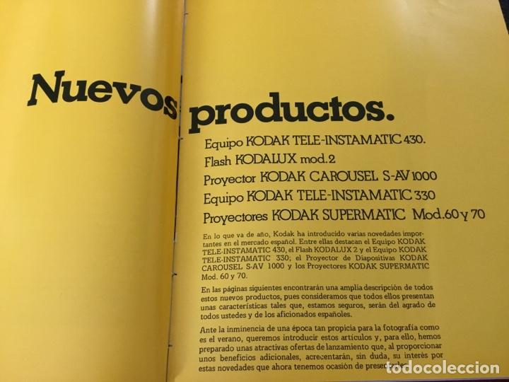Cámara de fotos: Tomo-Libro-catalogo-revistas Fotografia años 70 ,recopilacion de revistas y cálogos de fotografia - Foto 12 - 169025118